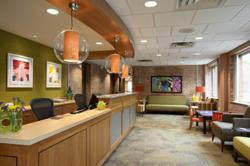 Award winning design for an adolescent eating disorder treatment center