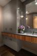 Award winning interior design by LiLu Interiors Edina MN powder room
