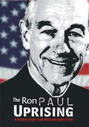 DVD Cover - The Ron Paul Uprising