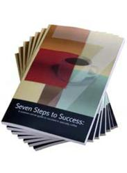 Photo of copies of Seven Steps to Success in the Specialty Coffee Industry