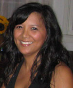 Marites Tullius, a nurse practitioner who serves on the board of the Sarcoma Alliance