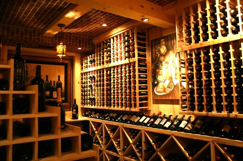 wine rack wine cellar custom cellar - Wine Racks For Sale