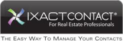 IXACT Contact Real Estate Contact Management Software