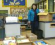 Campus California Donates Hundreds of Children's Books to a Public...