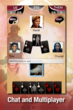 Kandi Koated Spades Key Features: Chat & Multiplayer