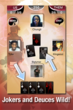 Kandi Koated Spades Key Features: Jokers & Deuces Wild