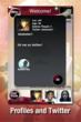 Kandi Koated Spades Key Features: Profiles & Twitter
