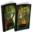 New Personalized Books from BookByYou.com - Robin Hood and Song Quest