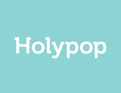 Holypop.com releases brand new logo design