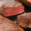 Roseda's dry-aged filet is served by award-winning chefs