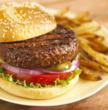 Roseda Beef's signature steak burger.
