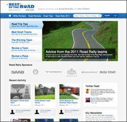www.bestoftheroad.com home page