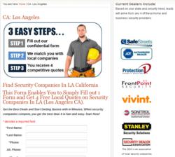Security Companies in LA