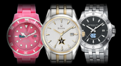Logo School Watches are a functional experssion of class pride.