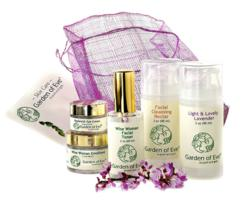 full sizes of face care system - gift set