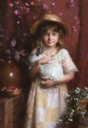 Alice - Morgan Weistling - World-Wide-Art.com