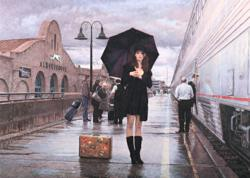 There are Places to Go - Steve Hanks - World-Wide-Art.com