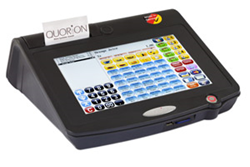 QTouch 10 - All-in-One POS system with printer
