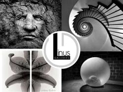 Black and White Art Show, Linus Art Gallery