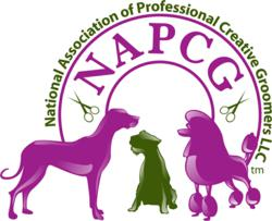 The NAPCG represents dog groomers concerned with the comfort or safety of the animal involved.  Using feather extensions that are cruelty free and no kill is part of their agenda.