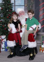 Santa, Santa Photo, Meet and Greet www.proimagesphoto.com