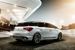 New DS5 - the award-winning family car