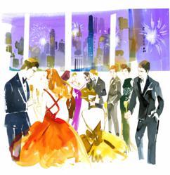 New Year's Eve Gala at Mandarin Oriental, New York