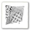 Zentangle Artwork Example