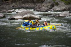 Blossom Bar Rapid on the Rogue River
