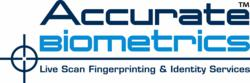 Accurate Biometrics Logo