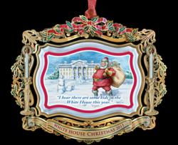 2011 White House Ornament