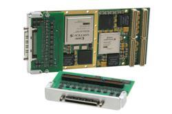 Multi-function I/O FPGA mezzanine card adds analog and digital I/O capabilities