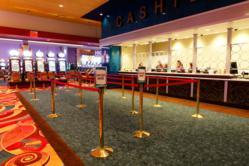 Resorts World Casino Stanchions