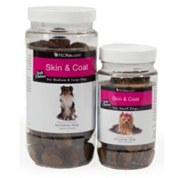 PSCPets.com Skin & Coat Soft Chews for Dogs