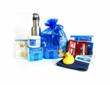 All Topricin Spa Gift Sets are packed in a sheer fabric bag for elegant giving