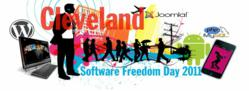 Logo: Software Freedom Day 2011, Cleveland