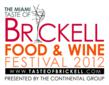 2012 Taste of Brickell