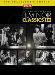 "Film Noir Classics III, Film Noir, ""My Name Is Julia Ross (1945)"", ""The Burglar (1957)"","
