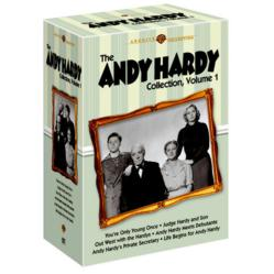 "The Andy Hardy Collection, Vol. 1, Mickey Rooney, ""Andy Hardy"""