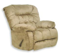 Catnapper Teddybear Recliner in Hazelnut