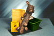 Shiitake Log Kit with a Tray for Soaking, Fruiting and Resting $49.95 including s&h