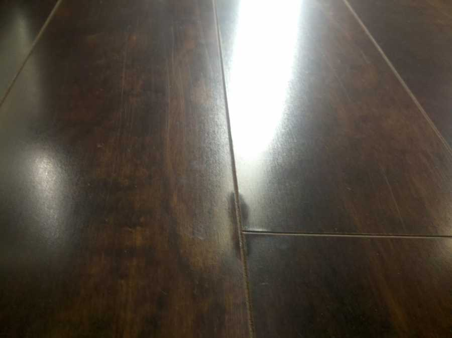 Construction defect center urges homeowners with warping for Hardwood floors warping