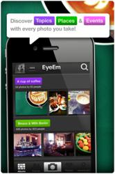 EyeEm 2.0 Puts You in the Picture, Wherever You Are