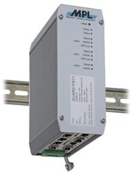 Industrial Firewall / Router with Gigabit Switch