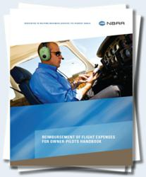 NBAA Reimbursement of Flight Expenses for Owner-Pilots Handbook.