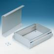UNICASE instrument enclosures feature an internal chassis with guide rails for PCBs and assemblies