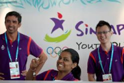 Volunteerism, a core value of the Olympic Movement