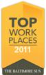 CARCHEX named to Baltimore Sun Top Workplaces 2011