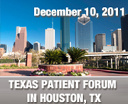 BCAN's Houston Patient Forum will take place Saturday, December 10