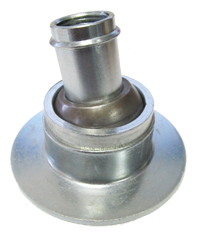 Triangle's ball and socket swivel bearing (AL6192) was designed and manufactured for array radar systems on government ships. Triangle bearings were used for their aligning abilities.
